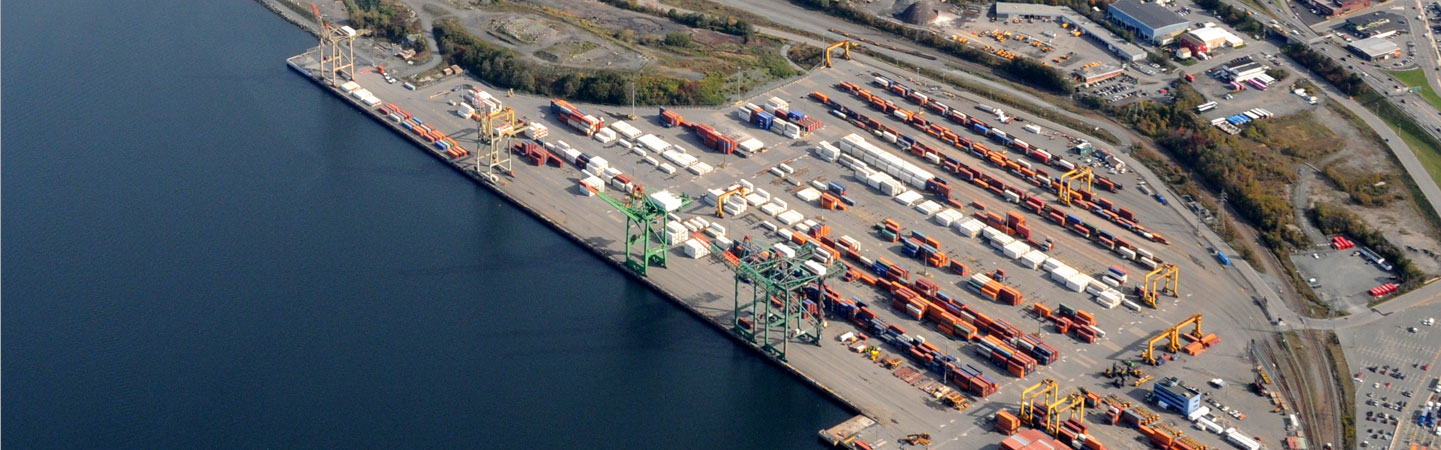 Ceres Halifax Inc. (Fairview Cove Container Terminal)